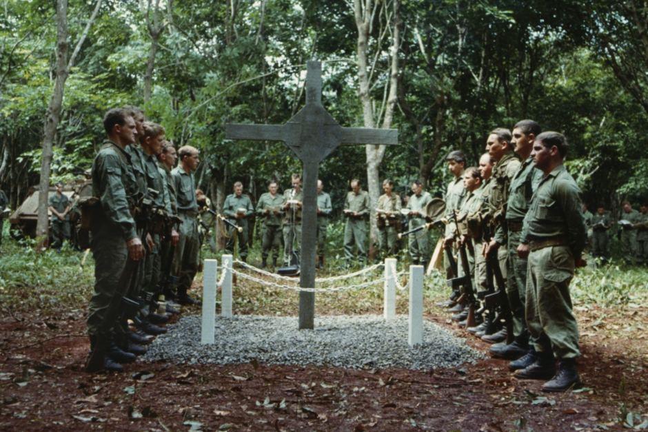 nui dat SAS hill vietnam